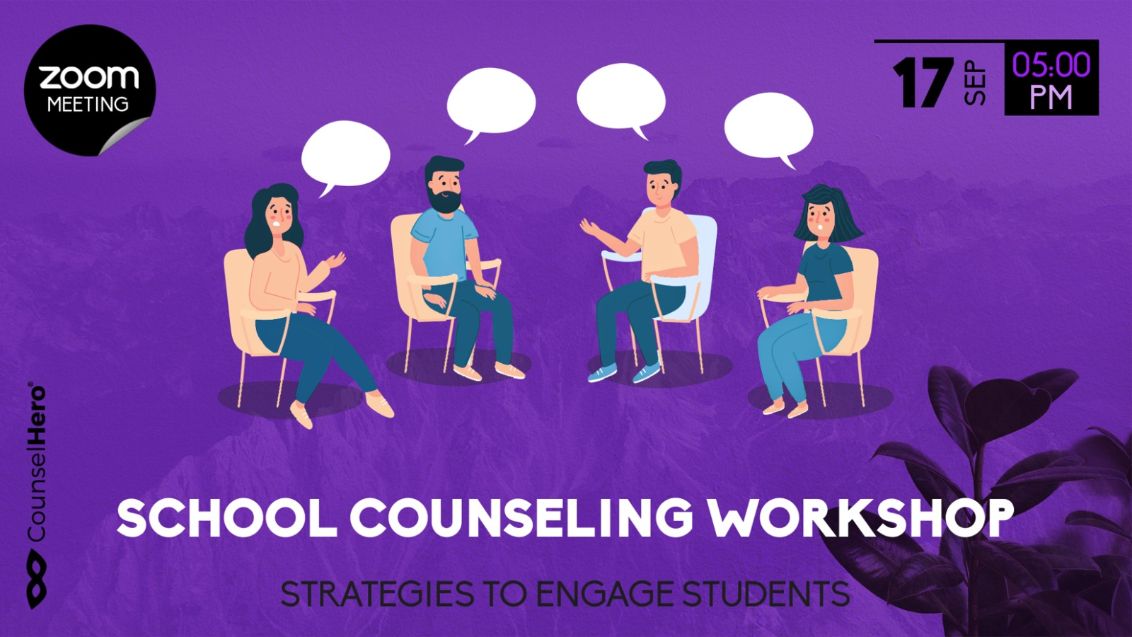 What are some good strategies to engage students when presenting counseling lessons?